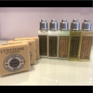 L'occitane Travel Size Products